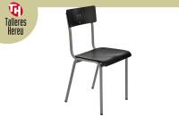Silla SE-7 Mobiliario Escolar Talleres Hereu